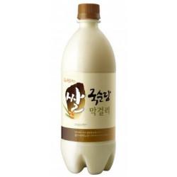 Vin de riz Coréen- Makkoli...