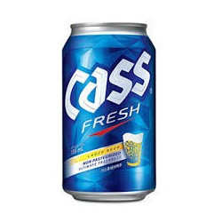 Bière Cass fresh 355ml