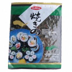 Seaweed leaves for Maki 10...