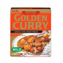 Golden Curry Vegetarian...