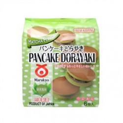 Pancake Dorayaki au thé...