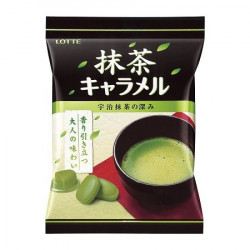 Caramel au thé vert 86g