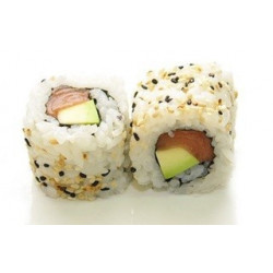 CALIFORNIA MAKI (Saumon &...