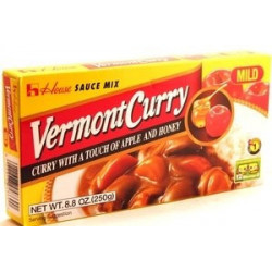 Curry Vermont Mild Apple...