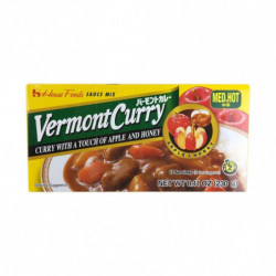 Curry Vermont Med-Hot Apple...