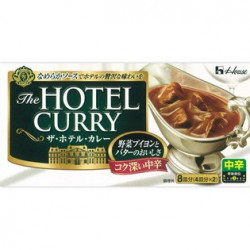 CURRY Hotel house mi fort 160g