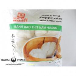 Banh Bao porc et champignon
