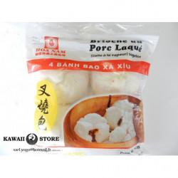 Banh Bao au porc laqué
