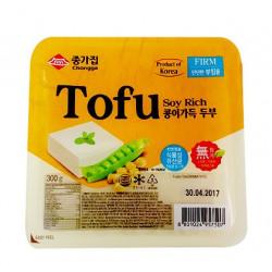 Tofu ferme coréen 300g CHONGGA