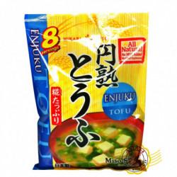 Soupe miso instantanée Tofu...