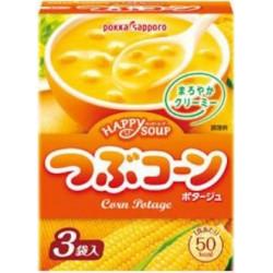 Corn cream soupe...