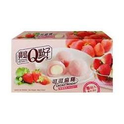 Mini daifuku cacao & fraise...