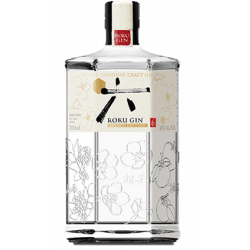 ROKU GIN JAPONAIS SUNTORY 70Cl