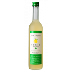 GINJYO YUZU SHU 500ML (12%Vol)