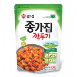 Kaktugi Kimchi 500g