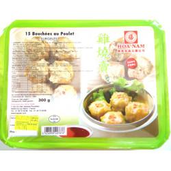 Bouchée au poulet- 15p 300g