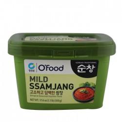 Ssamjang Sauce Mild 500g...
