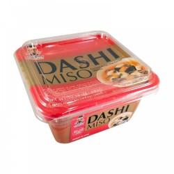 Pate de miso avec dashi...