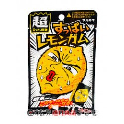 Chewing gum Suppai lemon...