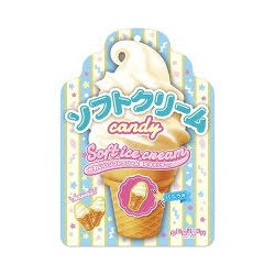 Bonbon soft cream candy...