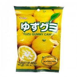 Bonbons gomme au Yuzu...