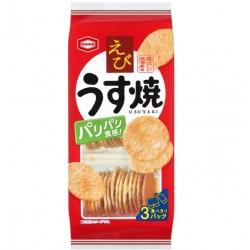 Biscuit de riz crevette Ebi...