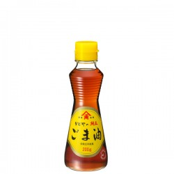 Pure Sesame Oil 218ml KADOYA