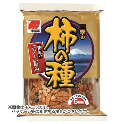 Crackers Japonais 144g...