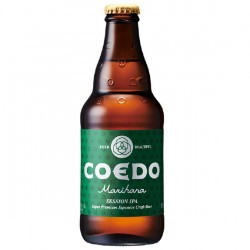 Bière Coedo Marihara 4.5%...