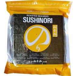 Feuilles d'algue Sushi Nori...