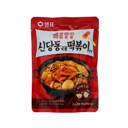 Sauce topokki shindangdong...