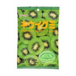 Bonbon gummy kiwi KASUGAI -...