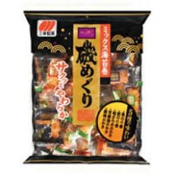 Crackers de riz Isomeguri...