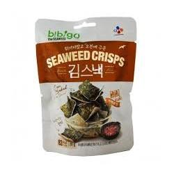 Snack algues saveur BBQ CJ...