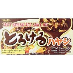 Sauce Hayashi Roux S&B - 160G