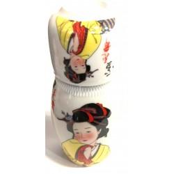 Sake bouteille en céramique...