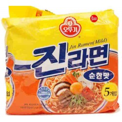 Ramen Jin Spicy OTTOGI -...