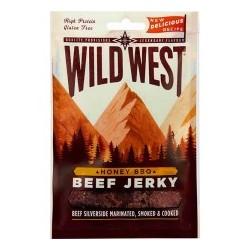 BEEF JERKY HONEY BBQ WILD...