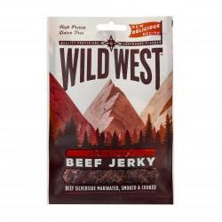 BEEF JERKY ORIGINAL WILD...