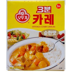 OTTOGI Sauce curry MILD 200G