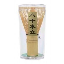 Fouet en bambou pour le thé...