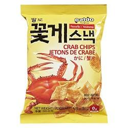 Chips au crabe PALDO - 50G