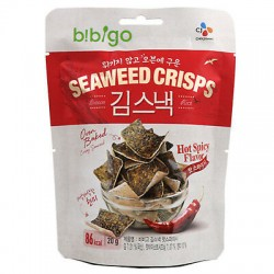 Seaweed Crisps Hot&Spicy...