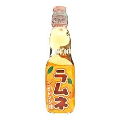 Ramune Orange HATAKOSEN 200ml