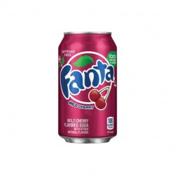 Fanta Wild Cherry - 355mL