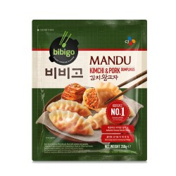 Gyoza Porc et Kimchi BIBIGO...
