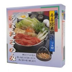 Poêle en fer Sukiyaki...