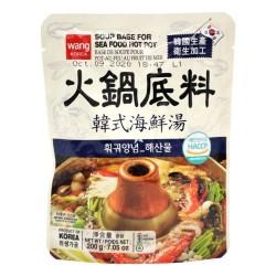 Base de soupe Seafood...