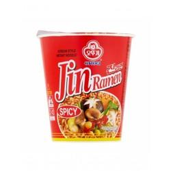 Jin Ramen Spicy CUP OTTOGI...