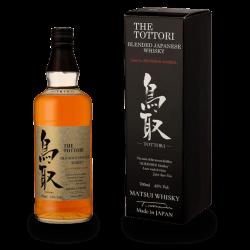 Whisky TOTTORI 43% Vol. 500ml